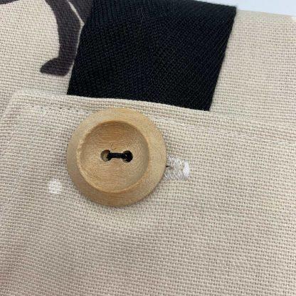 Labrador Beige Apron button