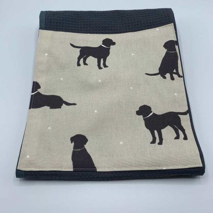 Labrador Roller Towel Beige