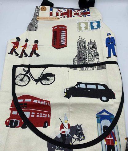 London Apron flat