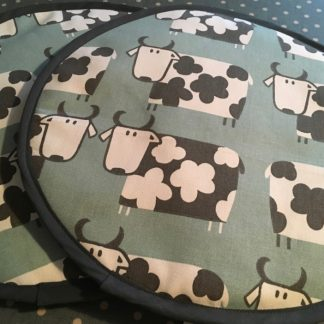 Cow Aga Covers | Smithy & Co