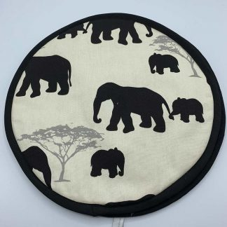 Elephant Black Aga Cover