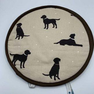 Labrador Beige Aga Cover
