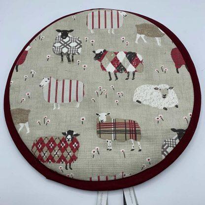 Red Sheep Aga Cover