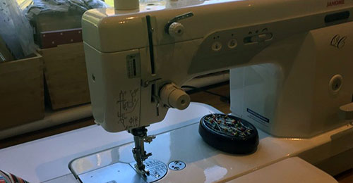 Workshop sewing machine | Smithy & Co