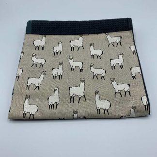Alpaca Roller Towel Beige