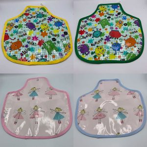 Children's Aprons Fairy and Monsters designs