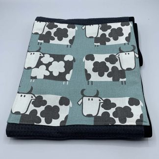 Cow Duck Egg Roller Towel