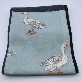 Geese Duck Egg Roller Towel