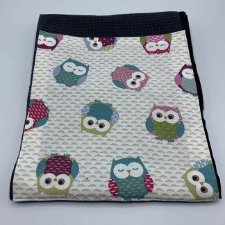 Owls Roller Towel