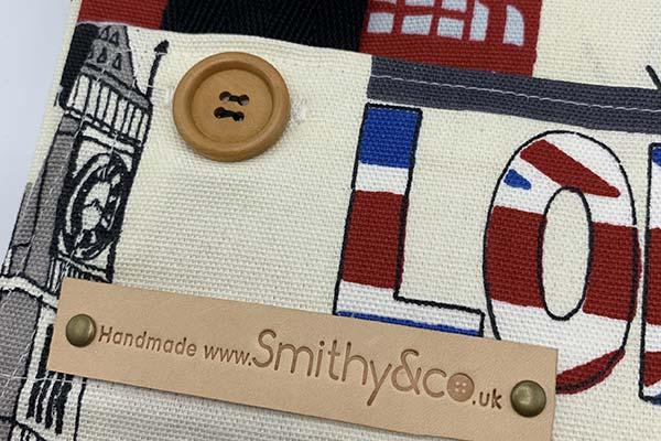 Handmade London apron